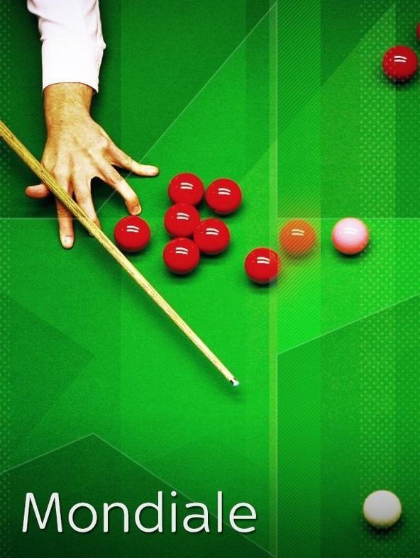 Snooker: Mondiale