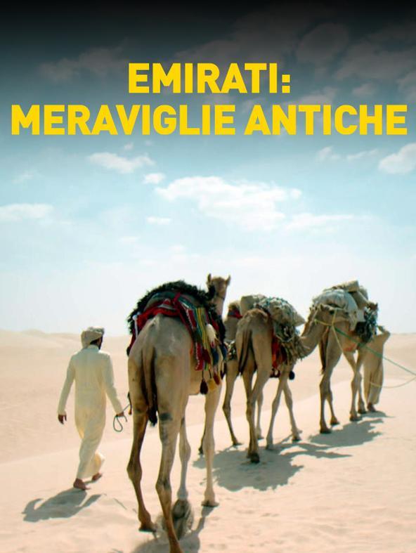 Emirati: meraviglie antiche - 1^TV