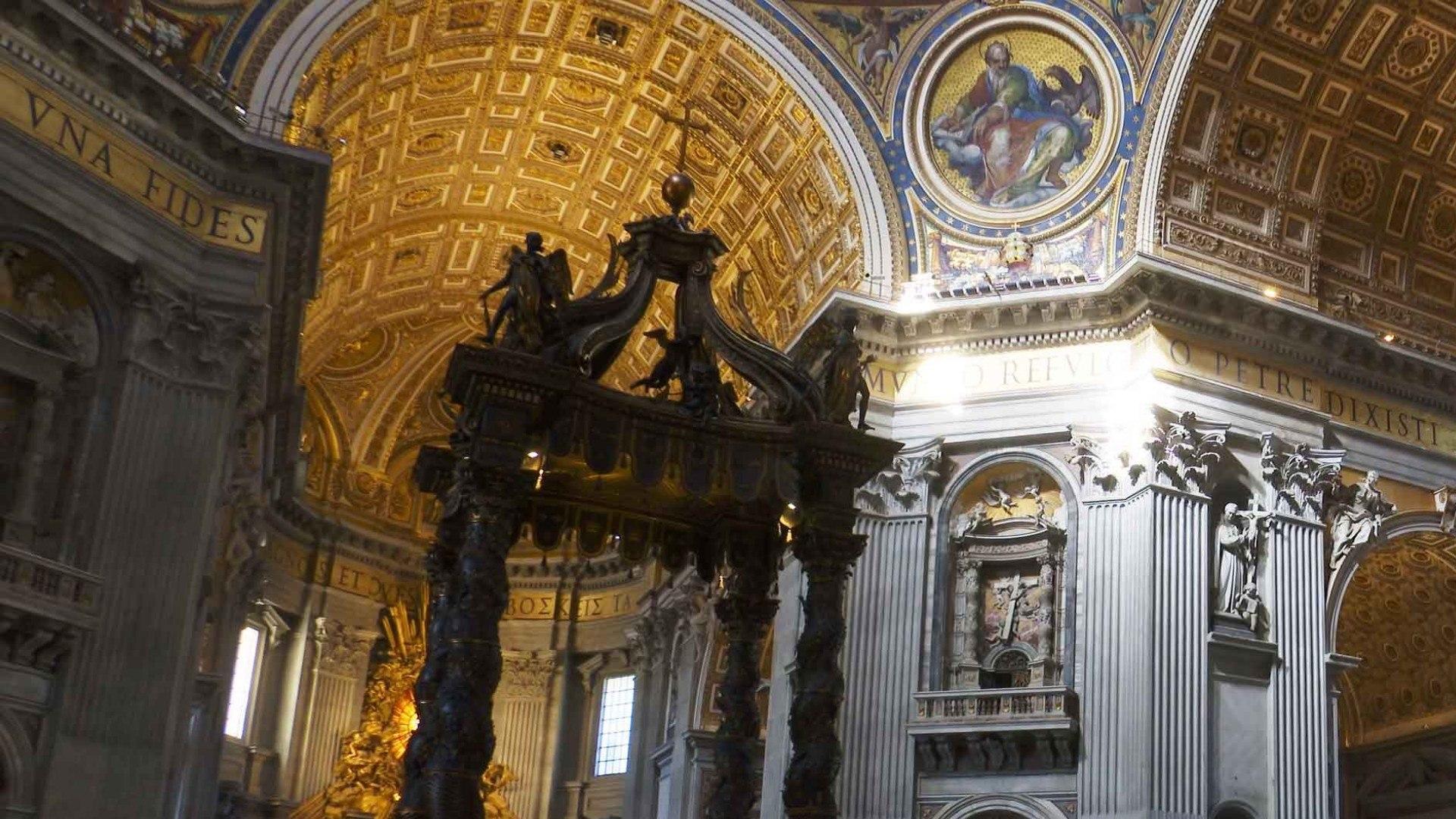 Sky Arte HD I segreti e i tesori del Vaticano