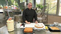 Ciambellone - Plum Cake