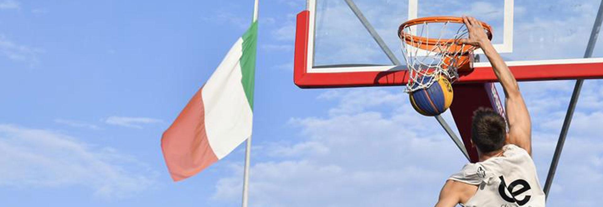 Basket 3x3 Challenger Rimini