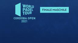 Cordòba Open: Finale M