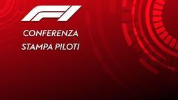 Conferenza Stampa Piloti F1 - Stag. 2021 Ep. 15 - GP Russia
