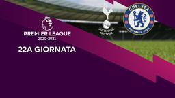 Tottenham - Chelsea. 22a g.