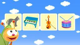 Strumenti musicali / Utensili da cucina / Giocattoli