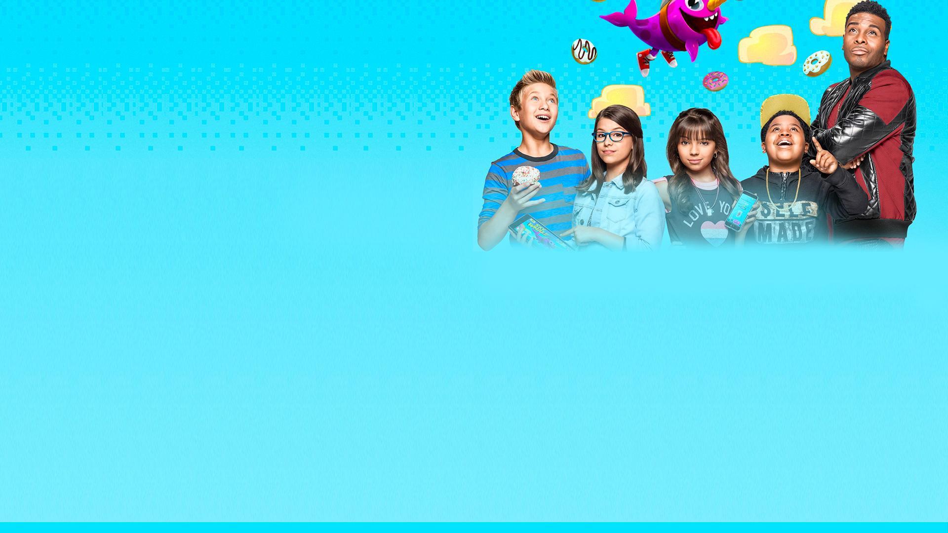 Nickelodeon Game Shakers