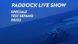 Speciale Test Sepang 08/02. 2a g.