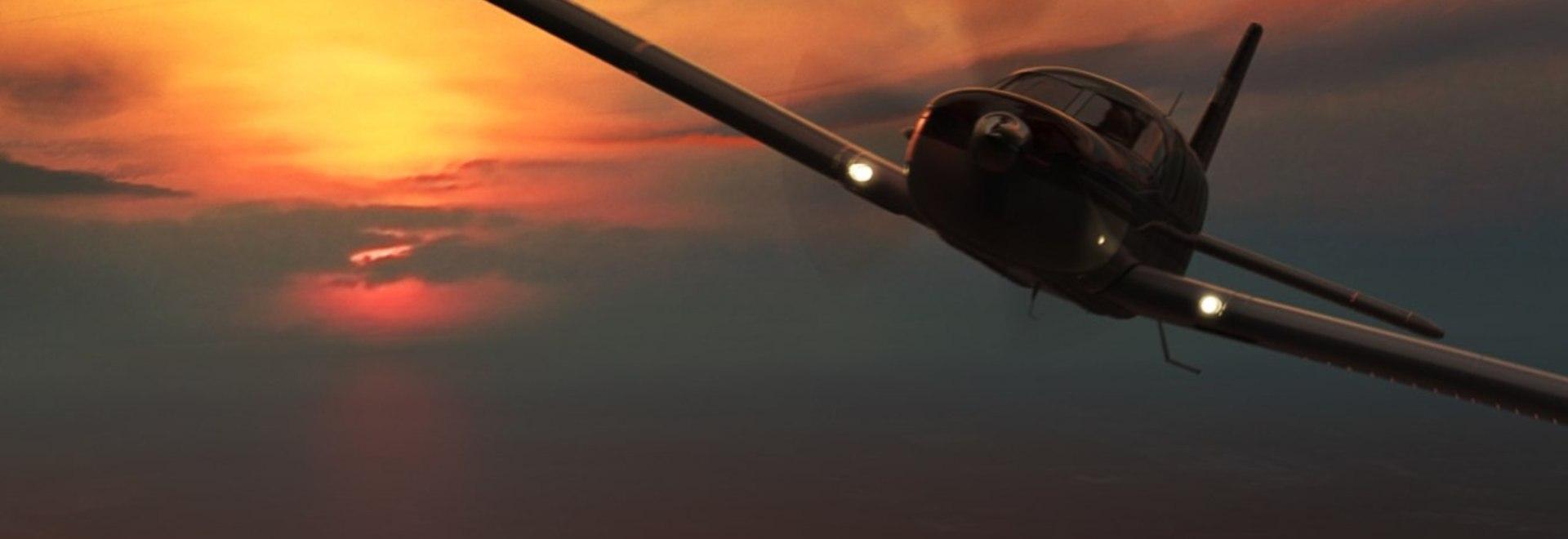 Il volo del ministro