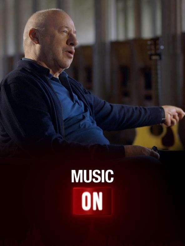 Music on - Mark Knopfler
