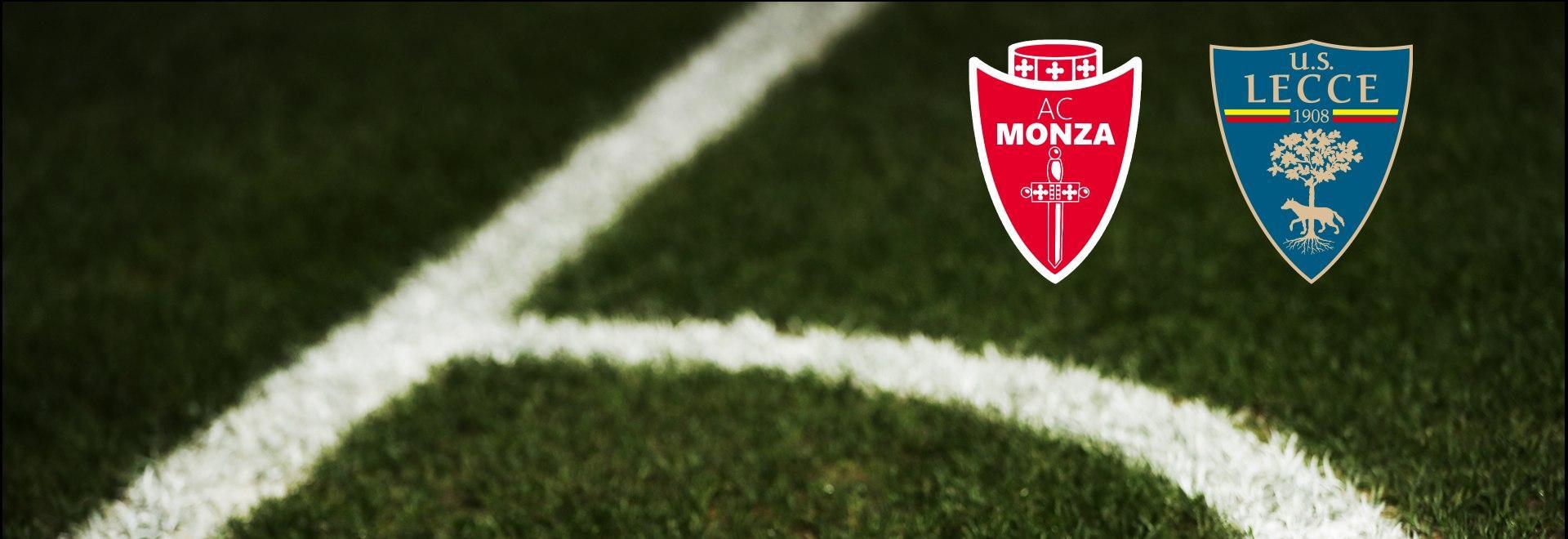 Monza - Lecce. 36a g.
