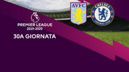 Aston Villa - Chelsea. 30a g.