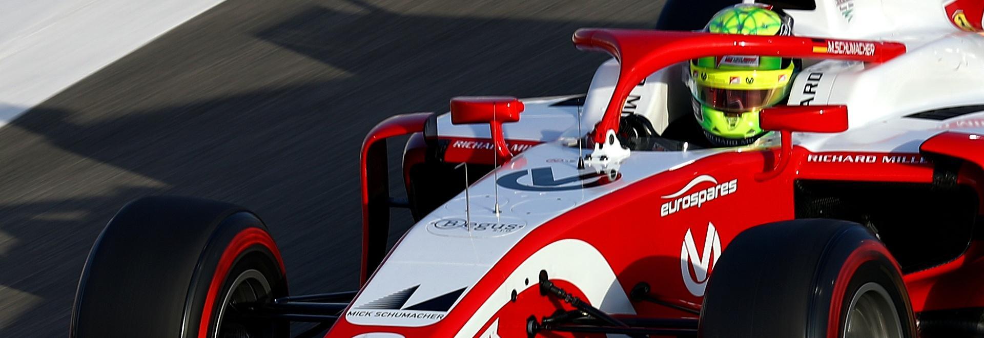 GP Abu Dhabi. Sprint Race