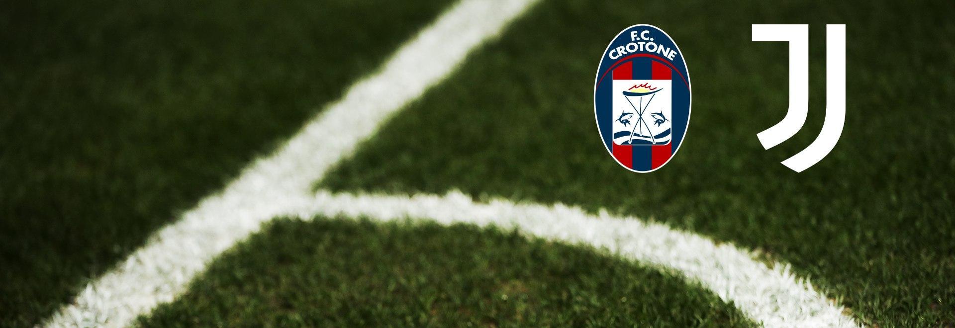 Crotone - Juventus. 4a g.