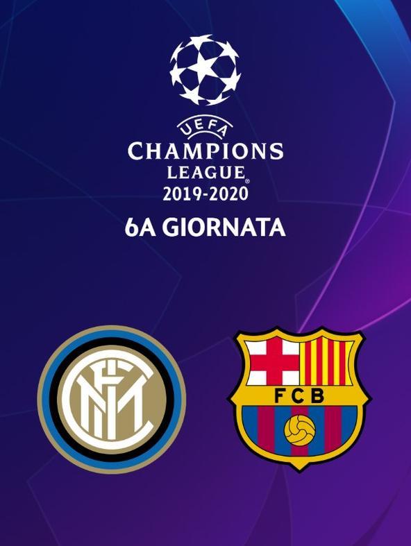 Inter - Barcellona    (diretta)