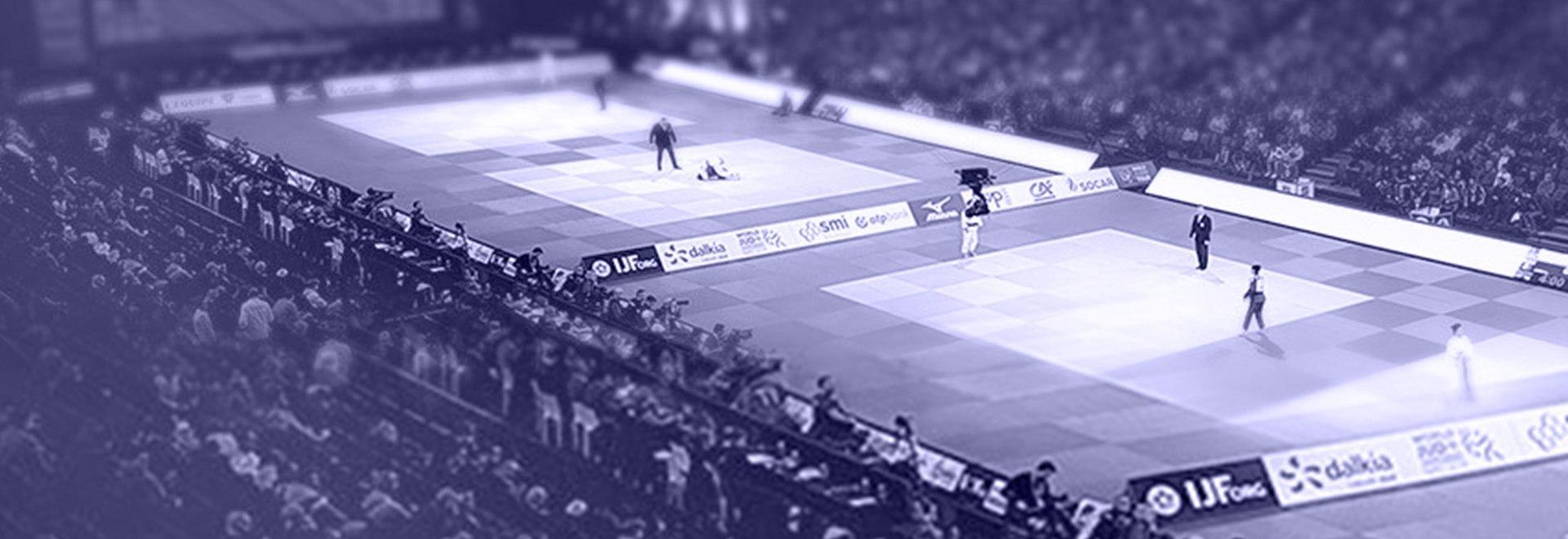 Grand Slam Dusseldorf. 1a g.