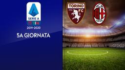 Torino - Milan. 5a g.