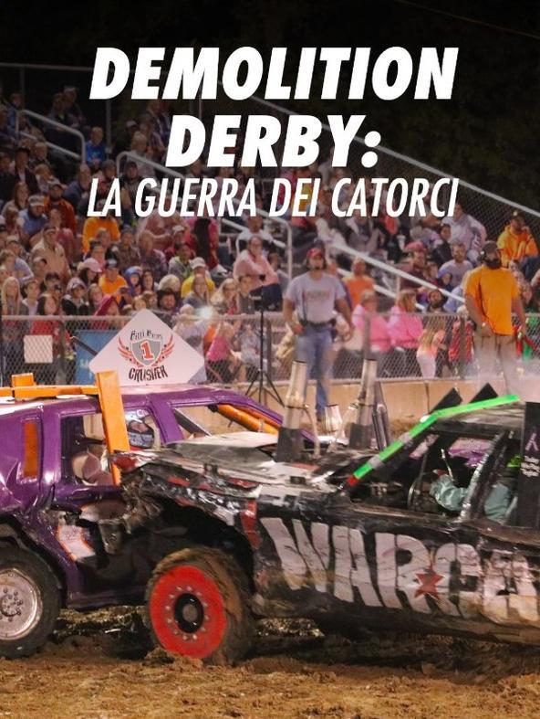 S1 Ep3 - Demolition Derby: la guerra dei catorci