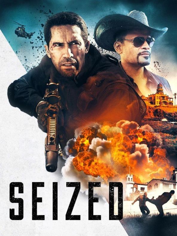 Seized - Sotto ricatto