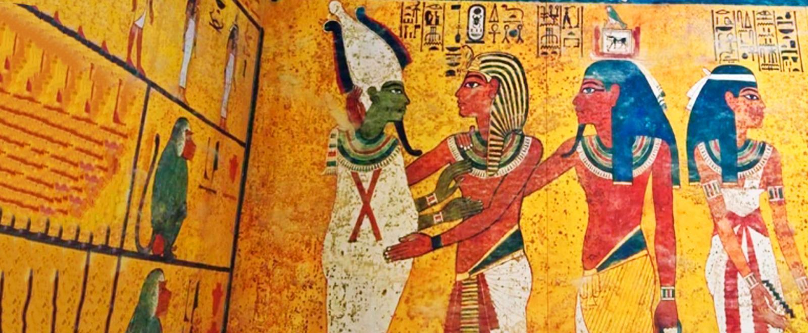 L' Eldorado dei Faraoni