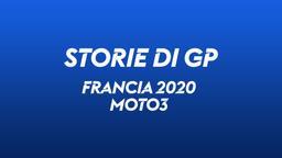 GP Francia 2020. Moto3
