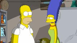 Homer frequenta un corso privato