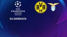 Borussia Dortmund - Lazio. 5a g.