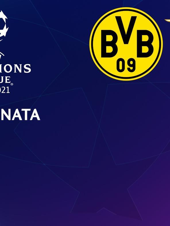 Borussia Dortmund - Lazio. 5a g.  (diretta)