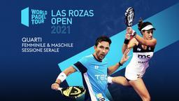 Las Rozas Open Quarti F/M Sessione serale