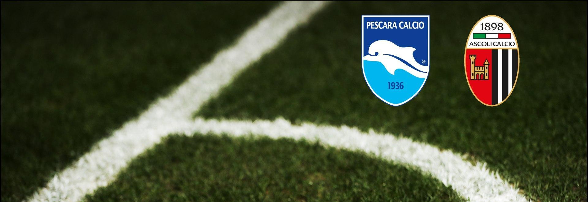 Pescara - Ascoli. 29a g.