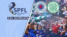 Rangers - Celtic. 21a g.