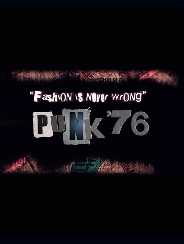 Punk 76 - La moda non sbaglia mai
