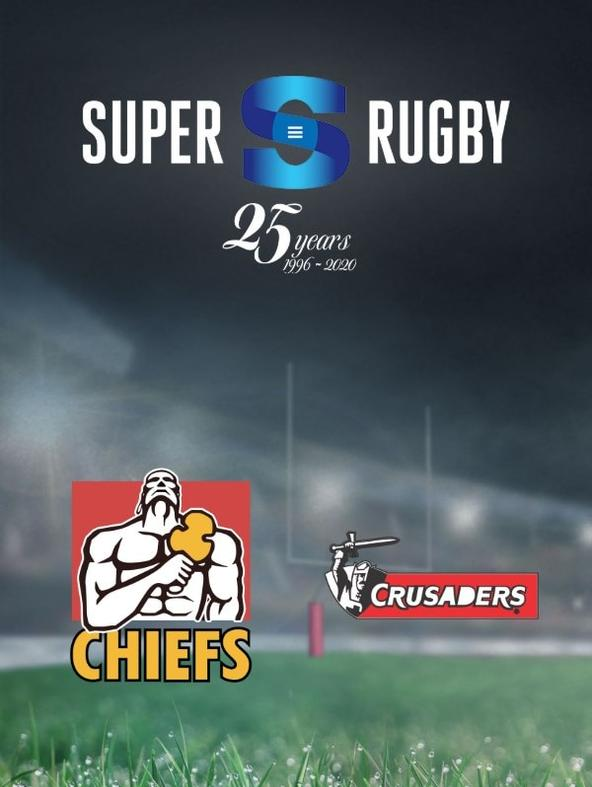 Chiefs - Crusaders
