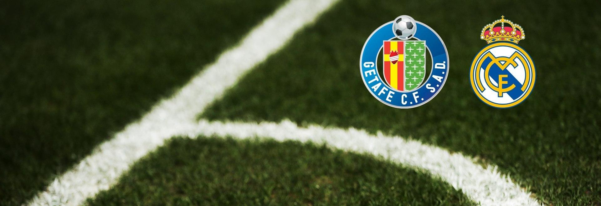 Getafe - Real Madrid. 19a g.