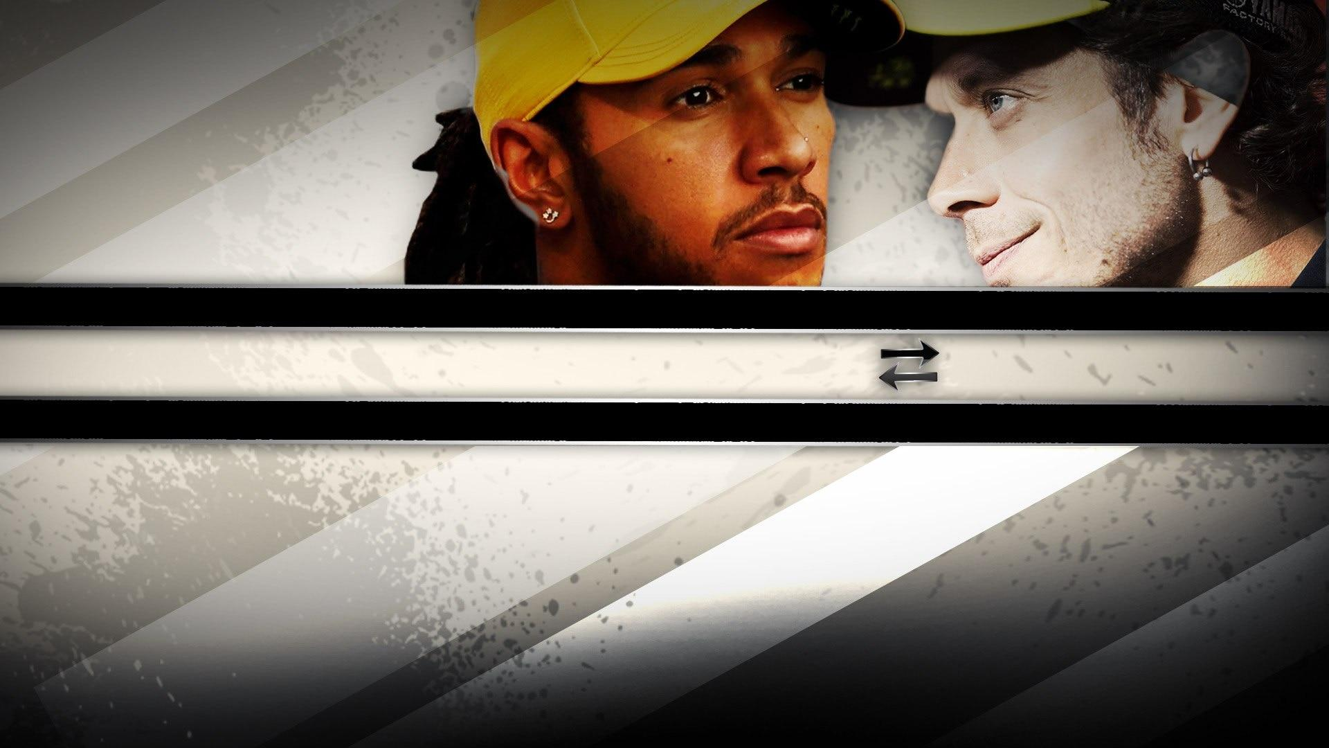 Sky Sport Arena The switch: Hamilton & Rossi