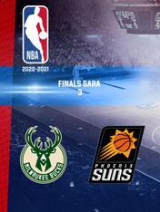 S2020 Ep342 - NBA: Milwaukee - Phoenix