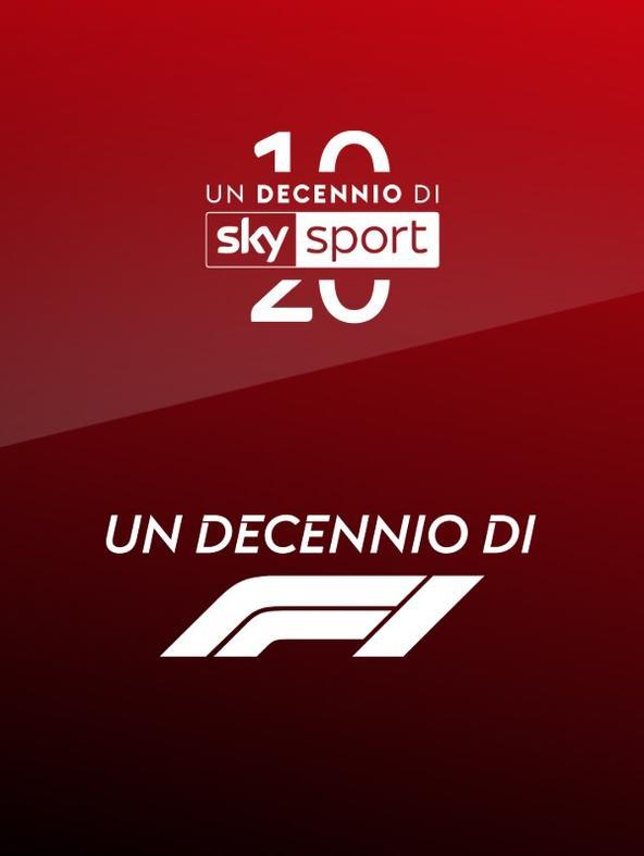 Un decennio di F1