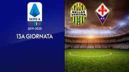 Verona - Fiorentina. 13a g.