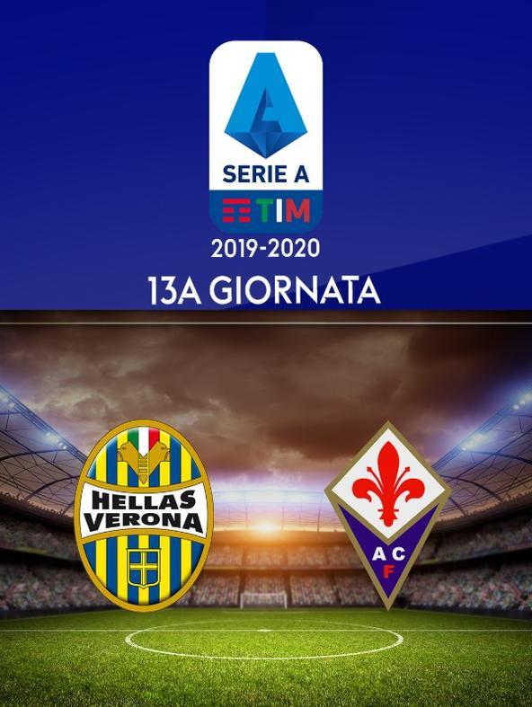 Verona - Fiorentina