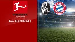 Friburgo - Bayern M.. 16a g.
