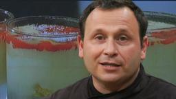 Sebastiano Caridi: sfera al pistacchio