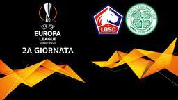 Lille - Celtic. 2a g.