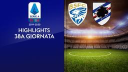 Brescia - Sampdoria