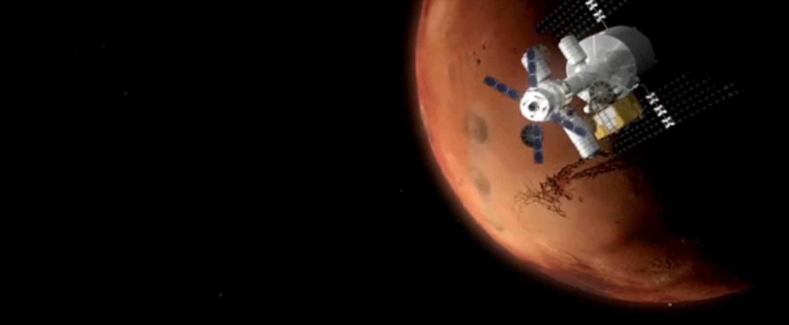 Prossima frontiera: Marte