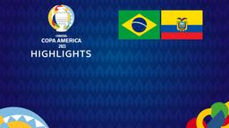 Brasile - Ecuador