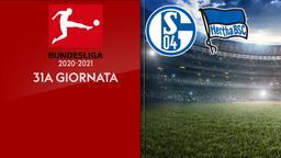 Schalke - Hertha B. 31a g.
