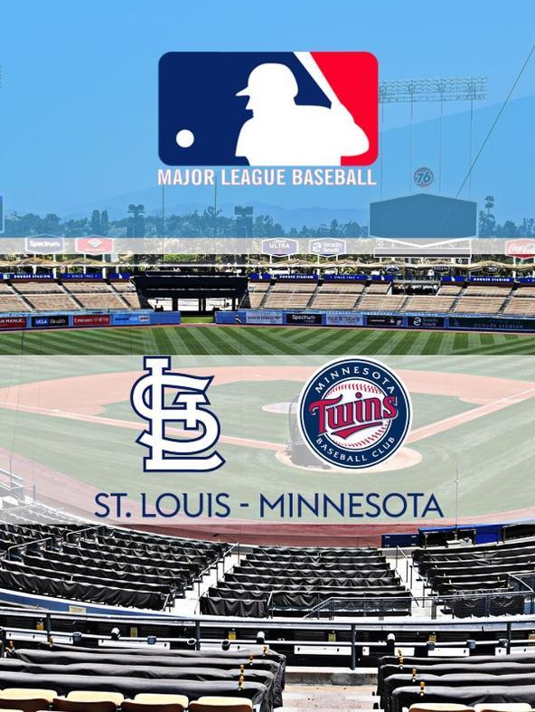 MLB: St. Louis - Minnesota