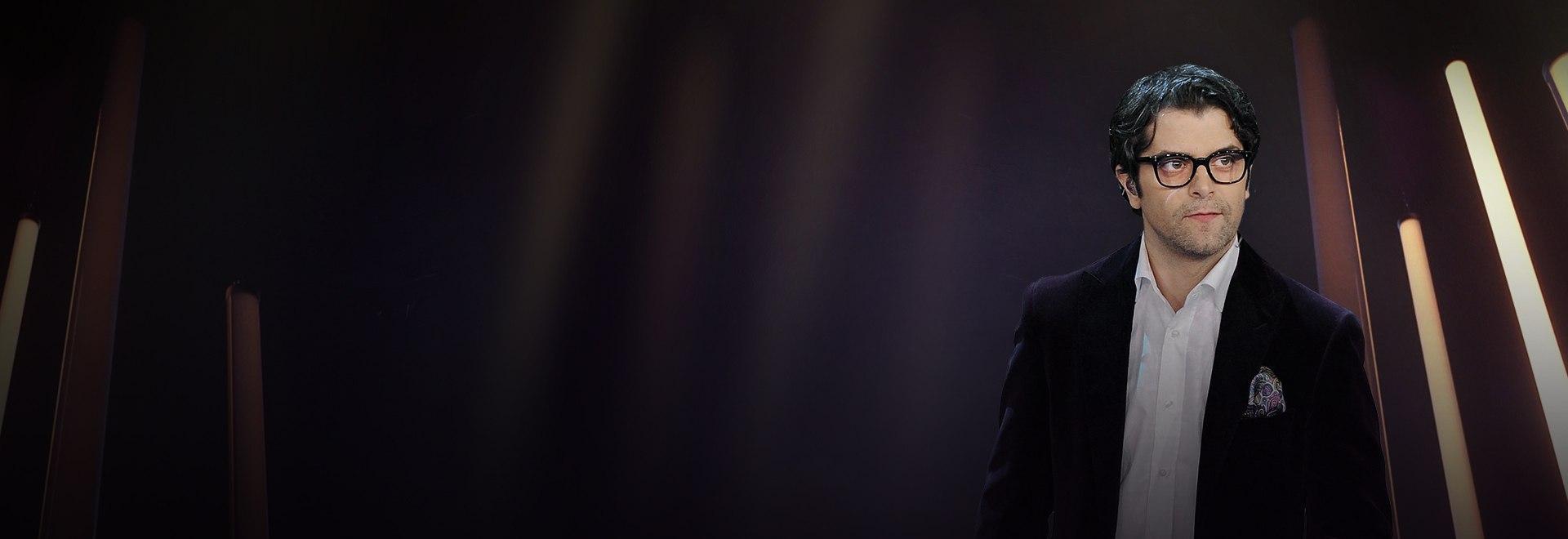 Stories - Samuele Bersani Improvvisa vertigine