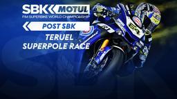 Teruel Superpole Race