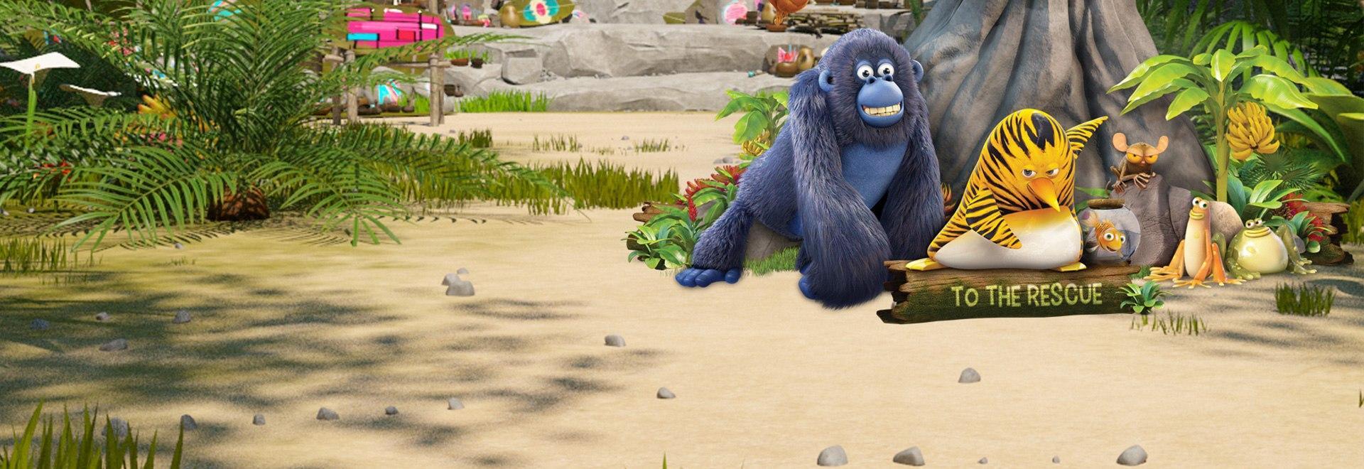 Il gorilla della regina