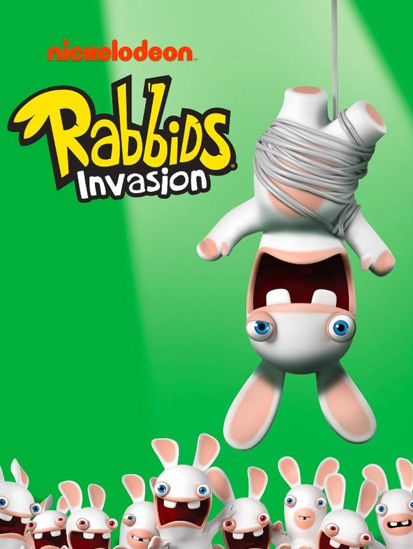 Rabbids: Invasion